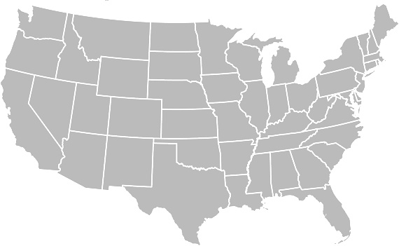 Inspection Locations across the United States